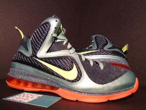 separation shoes ec70c f676f Image is loading 2011-Nike-Air-Max-LEBRON-IX-9-CANNON-
