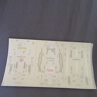 848d Solido Tavola Renault 5 Lebeluga # 5 Kindy # 138 Arnold # 140