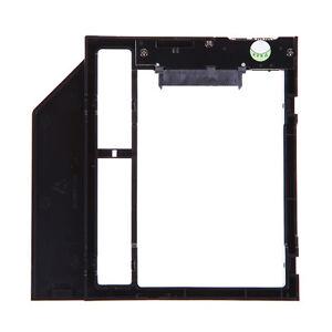 9-5mm-2-5-034-SATA-13Pin-2nd-HDD-SSD-Hard-Drive-Caddy-for-PC-CD-DVD-ROM-Optical-Bay