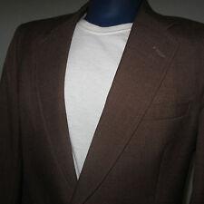vintage mens 42R 1960-70s Union Made JACK NICKLAUS Golden Bear Sport Coat blazer