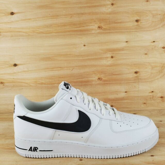 Size 15 - Nike Air Force 1 Low '07 3 White Black 2018 for sale ...