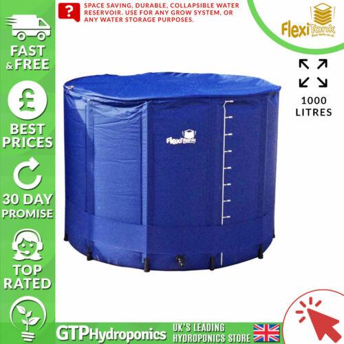Flexi-Tank Collapsible Water Reservoir Autopot 100L//225L//400L//750L//1000L Litres