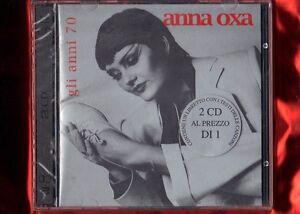 OXA-ANNA-GLI-ANNI-70-NUOVO-SIGILLATO