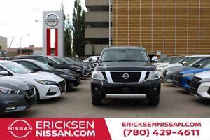 2017 Nissan Armada Platinum Edition