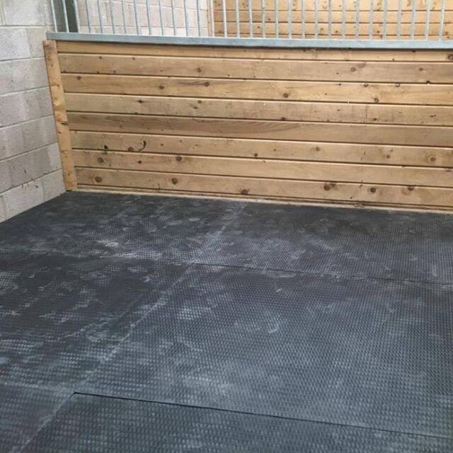 6 Mat Special* Stable Horse Floor GREEN INTERLOCKING EVA 24mm Eva Cushioned Mats
