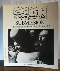 Submission-Sayings-of-the-Prophet-Mohammed-Friedlander-PB-1977-Islam