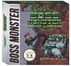 Boss-Monster-Crash-Landing-5-6-Player-Expansion-Board-Game-Brotherwise-Games