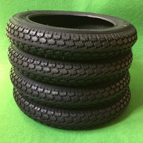4x Reifen + 4x Schlauch 12 1/2 x 2 1/4 Kinderwagen Buggy Babykarre Roller, NEU !