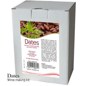 Dates-Wine-Making-Kit-20-L-White-Wine-Home-Brew-amp-Wine-Making