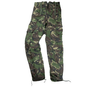 Genuine-British-Army-DPM-Camouflage-Camo-Cadet-95-Combat-Military-Trouser-Pants
