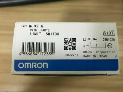 1PC  NEW   Omron    FQ-WD002     free  shipping /&R1