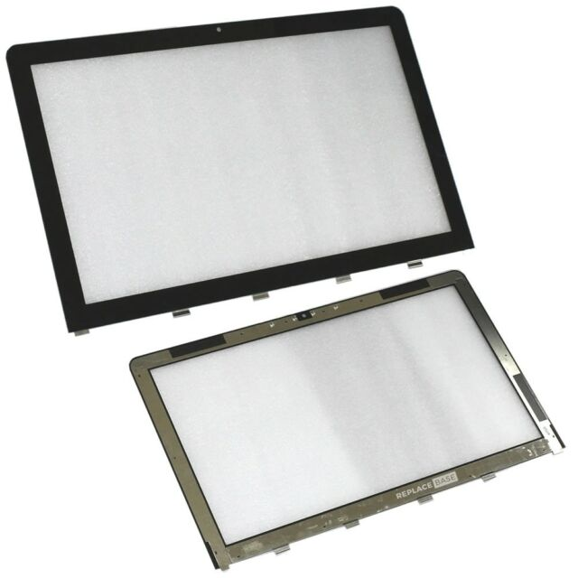 "Screen Glass For Apple iMac 21.5"" A1311 2011 Replacement Front Display Panel OEM"