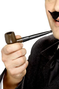 Cuentos De Inglaterra Antigua Pipa Para Fumar Para Hombre señoras vestido de accesorios de tubo de plástico  </span>