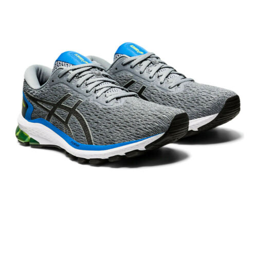 Asics Mens GT-1000 9 Running Shoes Trainers Sneakers Grey Sports Breathable