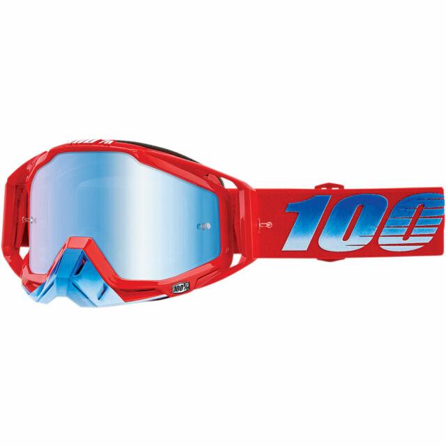 MX Dirt Bike Offroad New 100/% Racecraft Motocross Goggles Pick Graphic