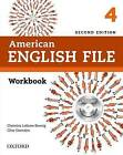 American English File: 4: Workbook with iChecker by Oxford University Press (Mixed media product, 2014)