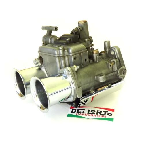 Dellorto 40//45 DHLA Stainless Steel Heat Shield
