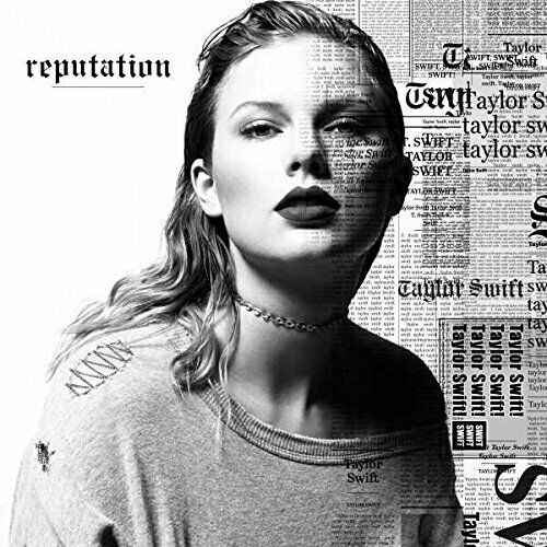 `SWIFT,TAYLOR`-Taylor Swift - Reputation (UK IMPORT) CD NEW