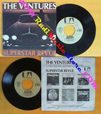 LP 45 7'' THE VENTURES Superstar revue 1975 italy UNITED ARTISTS no cd mc dvd