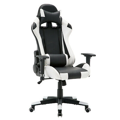 Silla Gaming Oficina Racing Sillon gamer Despacho Profesional Videojuegos PC nue