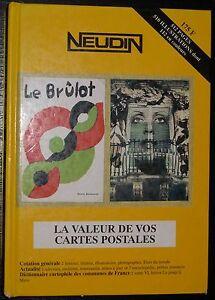 Catalogue-NEUDIN-1998-LA-VALEUR-DE-VOS-CARTES-POSTALES-Lo-Maro