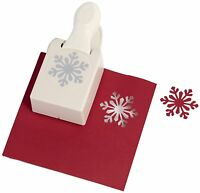 Martha Stewart Crafts Himalayan Snowflake Large Punch , New, Free Shipping on sale