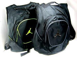 d8f9e05650f64a Nike Air Jordan Jumpman Laptop School Gym Hiking Backpack Black New ...