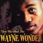 You, Me and She by Wayne Wonder (CD, Jan-2013, Prestige Elite (Label))