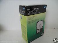 Western Digital 3.5 Desktop Sata 500 Gb Hard Drive 6gb/s Wdbaay5000enc-nrsn