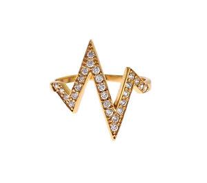Nuevo Con Etiquetas $220 Nialaya anillo rodio auténtico para hombre de plata esterlina 925 S US9//EU59