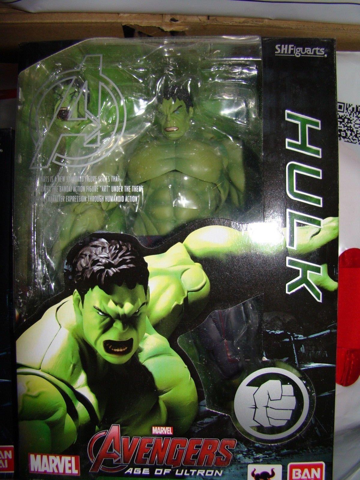Figurine Bandaï S.H Figuarts Avengers 2 Hulk SHF Bandai