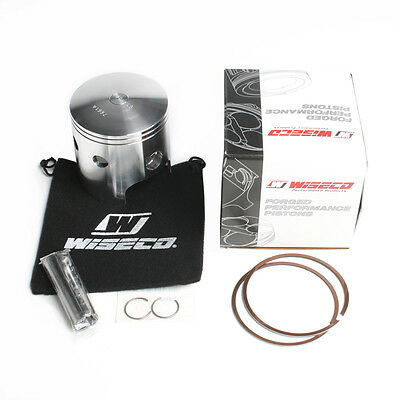 Wiseco PK1073 66.00 mm 2-Stroke ATV Piston Kit with Top-End Gasket Kit