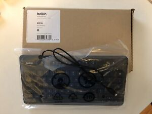 Belkin B2B124 Wired Keyboard for IPad With Lighting Connector, New in Box