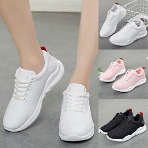 Women-Shoes-Sneakers-Athletic-Tennis-Casual-Walking-Training-Running-Sports-US
