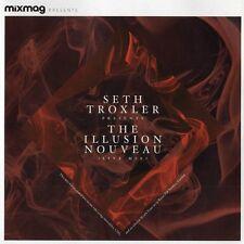 SETH TROXLER THE ILLUSION NOUVEAU mixmag CD Simon baker Todd TERJE Pepe Bradock