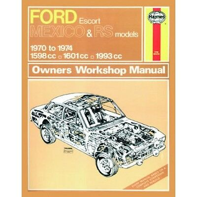 All car manuals products in haynes diy car and automotive repair 0139 haynes ford escort mk i mexico rs 1600 rs 2000 70 solutioingenieria Image collections