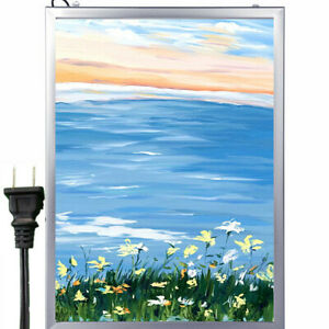 LED-Light-Box-Movie-Poster-Display-A2-59-4x42cm-Advertising-Frame-Store