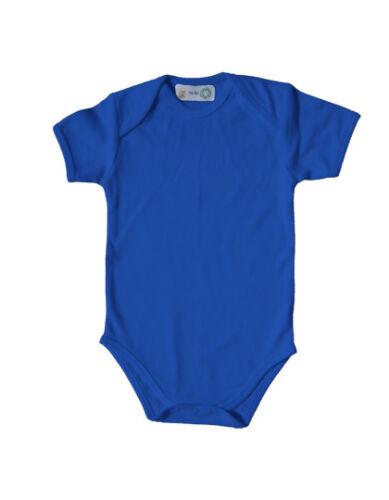 X946 BIO Baby Body jungenbody mädchenbody kurzarmbody velvet 50//56 62//68 74//80