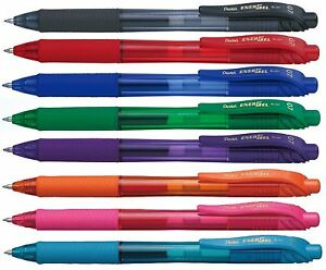 Pentel-BL-107-Energel-X-Retractable-Gel-Ink-Rollerball-Pens-Pack-of-3