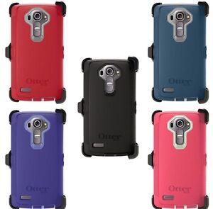 innovative design 263d3 82d5d Details about Brand New!! Otterbox Defender Case For LG G4 - With Belt Clip!