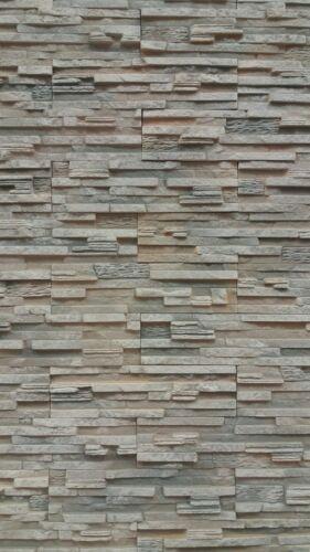 Silicone molds 2 bricks stone Form Gypsum Tiles Concrete STAMP facing Plaster