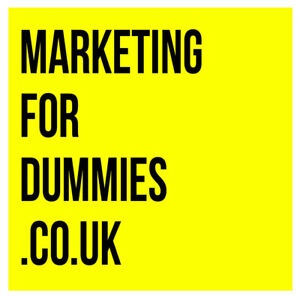MarketingForDummies-co-uk-Premium-Domain-Brandable-Blog-Vlog-Marketing