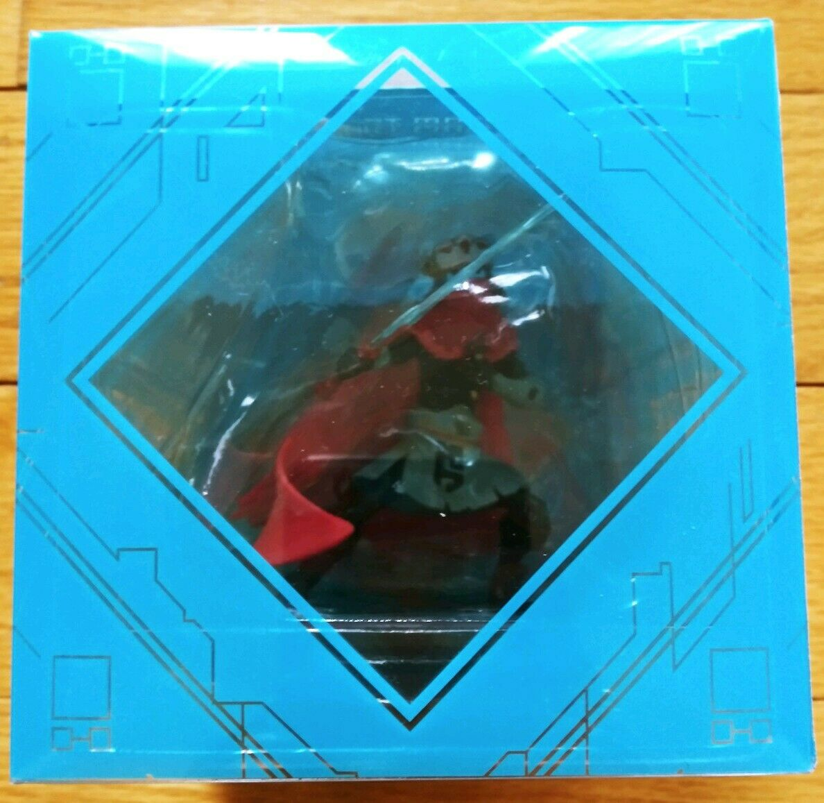 Hyper Light Drifter Figure Vinyl Figurine Statue 3.5  with box