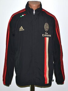 Size Details Adidas Milan Training Football Italy Adult Jersey L Ac 20112012 Jacket Zu xBeordC
