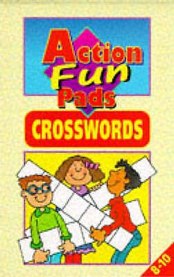 (Good)-Action Fun Pads: Crosswords (Paperback)--1859970095