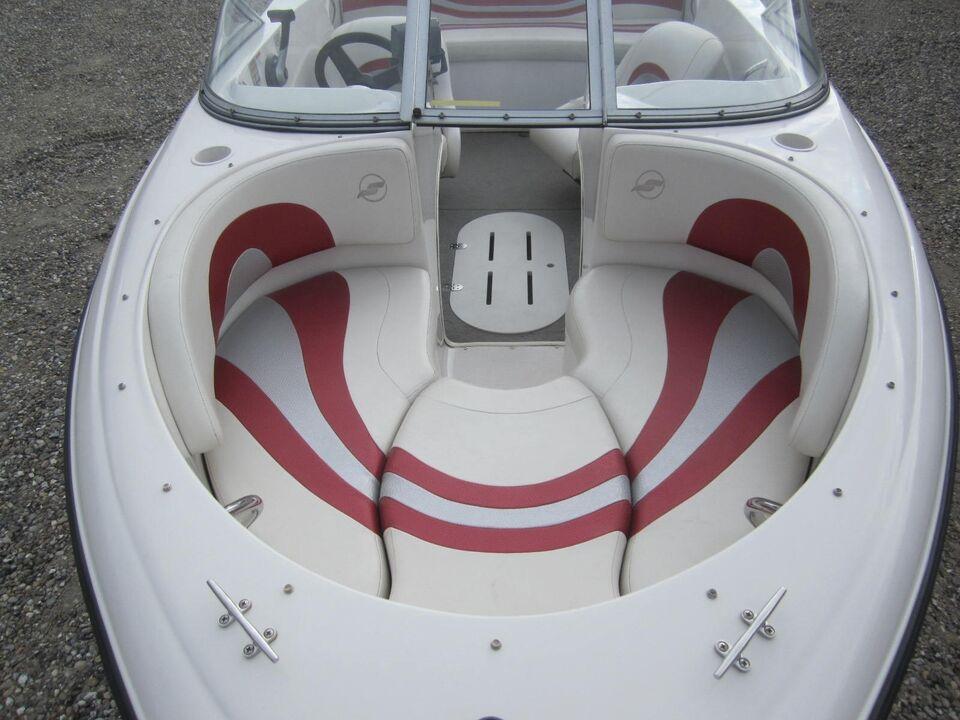 Starcraft 1700 IO, Speedbåd, 2009