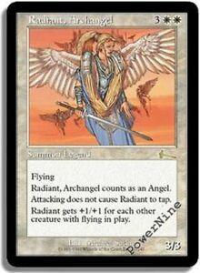 RADIANT ARCHANGEL Foil Urza/'s Legacy Magic Card MTG