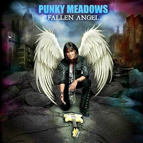 Punky Meadows - Fallen Angel [New CD]