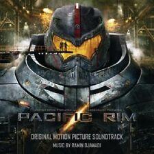 RAMIN DJAWADI/OST - PACIFIC RIM  CD  25 TRACKS  SOUNDTRACK / FILMMUSIK  NEU