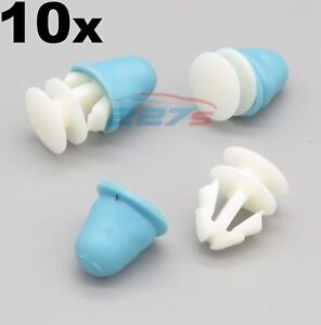 10x-VW-Golf-Jetta-amp-Vento-Side-Moulding-amp-Wheel-Arch-Trim-Clips